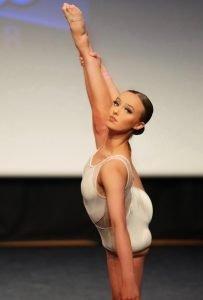 Caitlin Blair, student of Southside School of Dance