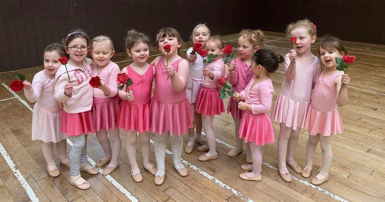 Childrens Ballet Class